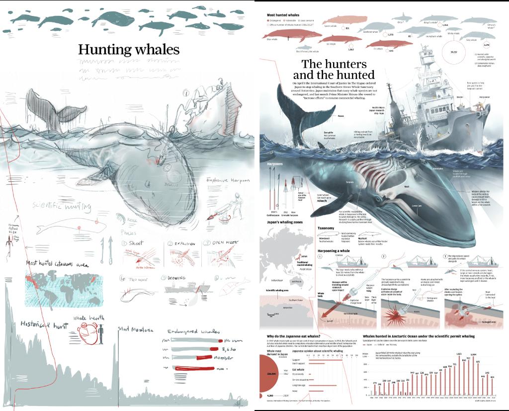 Adolfo Arranz infographic