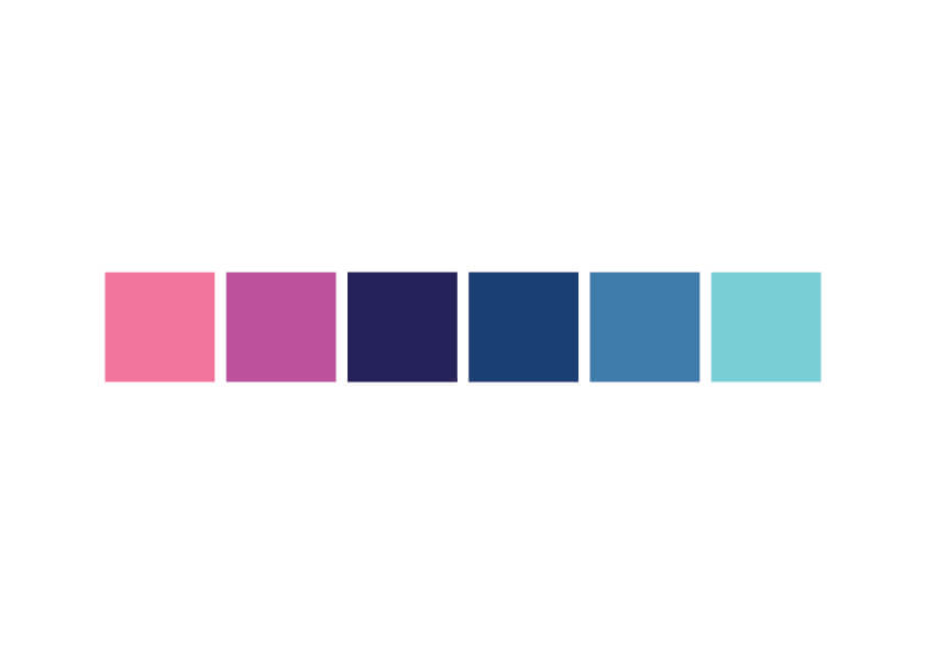 Color palette total